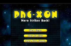 Play Paxon Pacman Puzzle Game Free Online At Puffgames Com