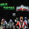 Ninja Turtles Vs. Power Rangers