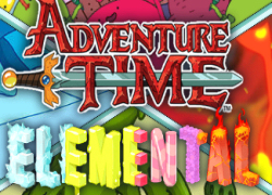 Adventure Time - Elemental