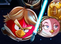 Angry Birds Star Wars Flash