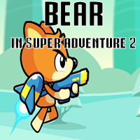 Bear in Super Adventure 2
