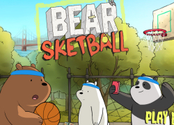 We Bare Bears - Bearsketball