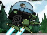 Play Ben 10 Robot War