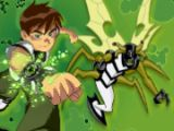 Ben 10 Stinkfly Battle
