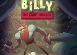 Adventure Time - Billy the Giant Hunter
