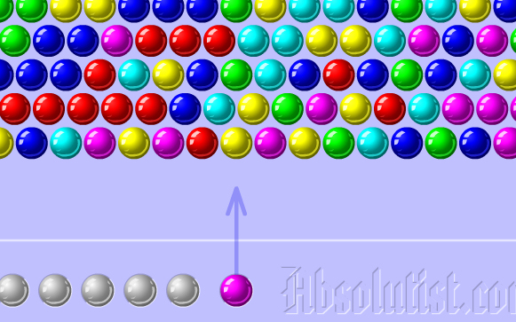 bubble shooter games play free online