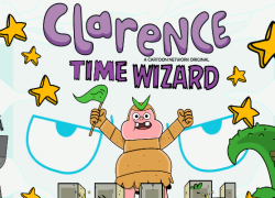 Clarence The Time Wizard