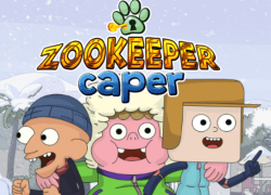 Clarence - Zookeeper Caper