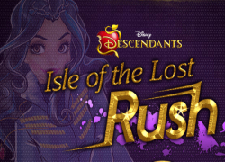 Disney The Descendants - Isle of The Lost Rush