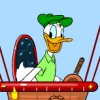 Donald Duck Sky Golf