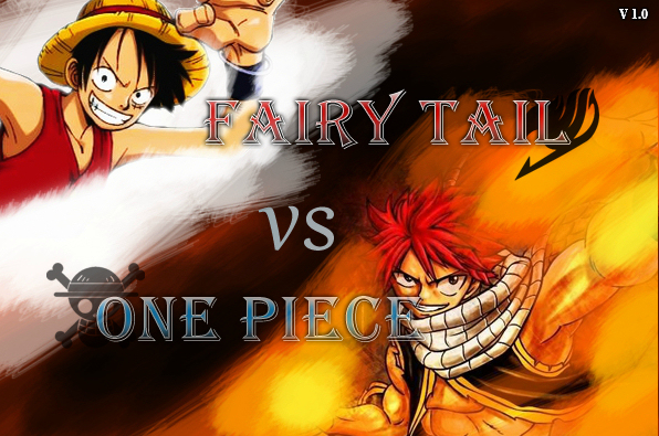 Play Fairy Tail vs One Piece 1.0 Game Free Online at ...