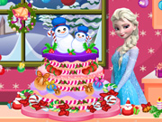 Frozen Elsa Winter Fun
