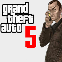 Grand Theft Auto 5 (GTA V) Flash