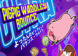 Gravity Falls - Pig Pig Waddles Bounce Ultra