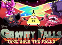Gravity Falls - Take Back the Falls