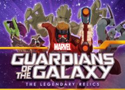 Guardians of The Galaxy: The Legendary Relics