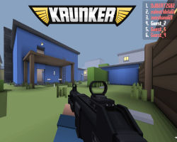 Krunker Multiplayer