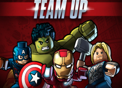 Lego Marvel Super Heroes - Team Up