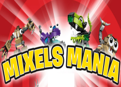 Play Lego Mixsels Mania Game Free Online At Puffgames Com