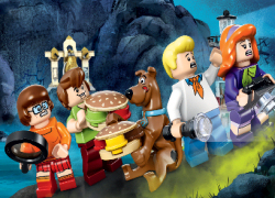 Lego Scooby-Doo: Escape From Haunted Isle
