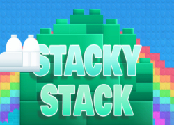 Lego System - Stacky Stack