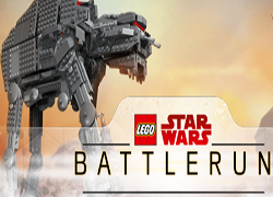 Lego Star Wars: Battle Run
