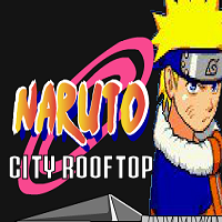 Naruto City Rooftop