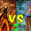 Naruto Vs Dragon Ball Z Goku