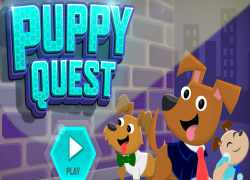 Odd Squad - Puppy Quest