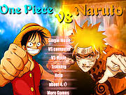 One Piece VS Naruto V3 Invincible