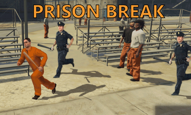 Play Prison Break The Game Free Online At Puffgames Com
