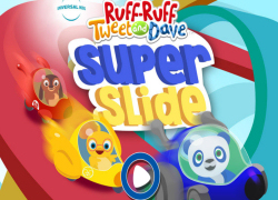 Ruff-Ruff Tweet and Dave - Super Slide