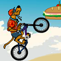 Scooby-Doo Beach BMX