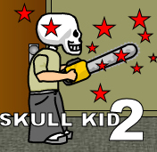 Play Skull Kid 2 Game Free Online At Puffgames Com