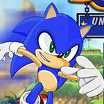Sonic The Hedgehog Underground Kingdom