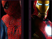 Spiderman And Ironman