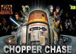 Star Wars Rebels - Chopper Race