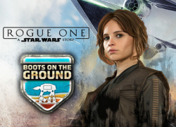Star Wars: Rouge One - Boots on The Ground
