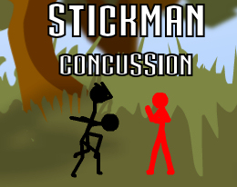 Play Stickman Concussion Game Free Online At Puffgames Com