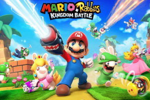 Super Mario Kingdom Battle
