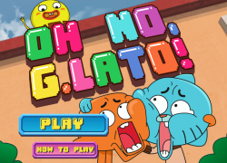 The Amazing World of Gumball - Oh No, G. Lato!