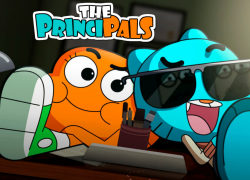 The Amazing World of Gumball - The Principals