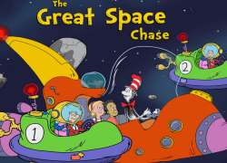 The Cat in The Hat - The Great Space Chase