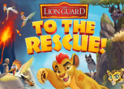The Lion Guard To The Rescue!