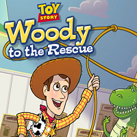 Toy Story 4 - Woody To The Rescue