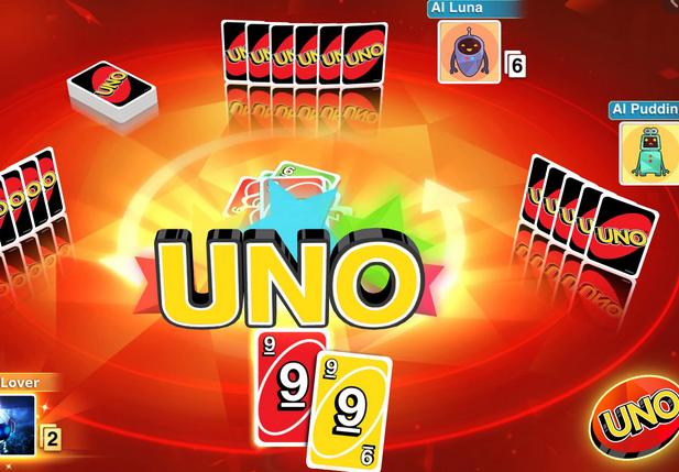 Play Uno Online Multiplayer Game Free At Puffgames Com