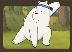 We Bare Bears - Free Fur All